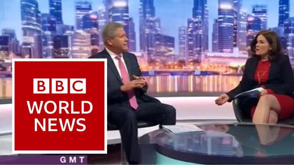 Everbridge CEO Jaime Ellertson BBC Interview April 2017