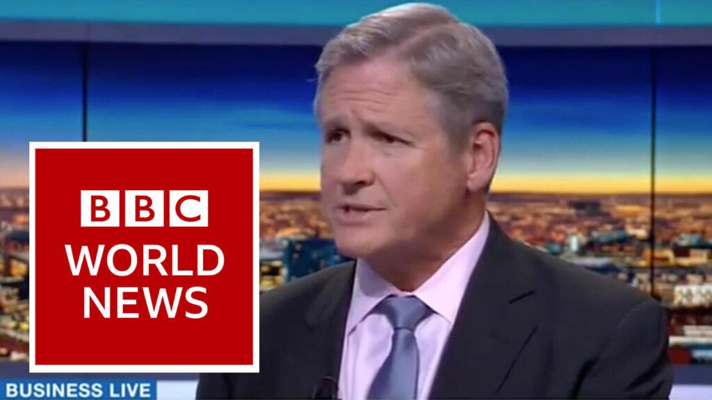 BBC World Business Live: Behind the Headlines: Everbridge